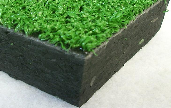 Piastre o rotoli green finitura in erba sintetica peit italia